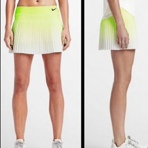 Nike Court Flex Victory tennis skirt, size M